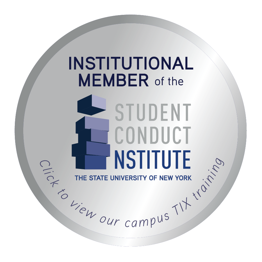 Student Conduct Institute - The state university of New York.